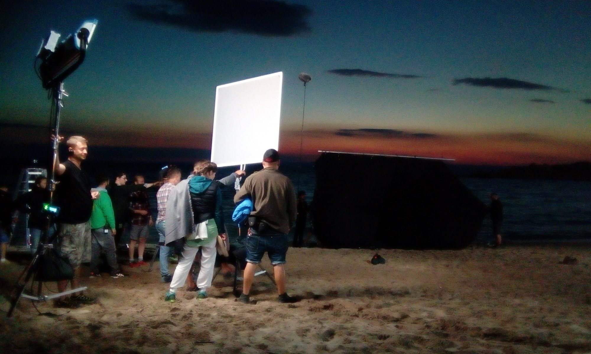 Infrared *production services for cinema & tv in Greece